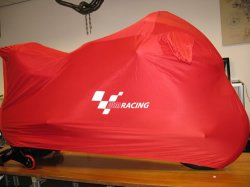 Wm racing Motorcycle cover