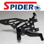 Spider SP56/A Ducati Panigale normal shift Black