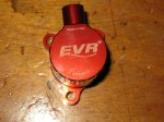 EVR clutch slave cylinder 29mm color: RED
