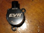 EVR clutch slave cylinder 29mm color: Black
