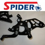 Spider SP56 Ducati Panigale normal shift Black