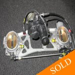 Throttle bodies 1098RS Complete