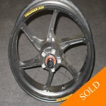 Set O.Z 16,5 inch Superbike wheels